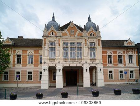 Town Hall - Szekszard - Hungary