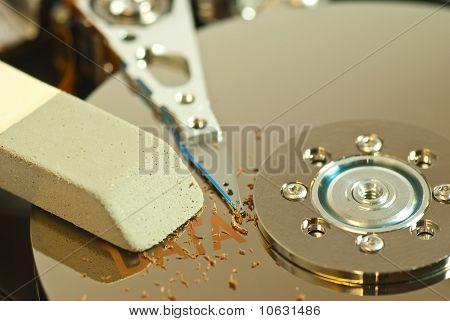 Wipe Hard Disk