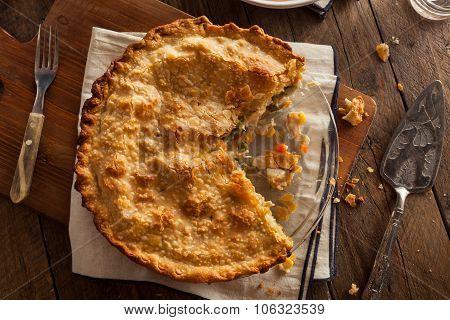 Hearty Homemade Chicken Pot Pie