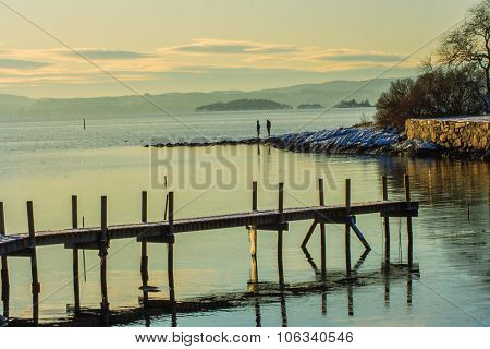Flimsy Pier