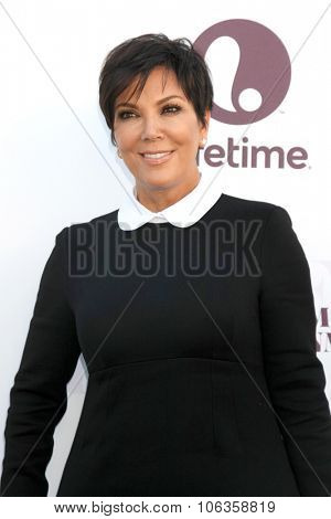 LOS ANGELES - DEC 10:  Kris Jenner at the 23rd Power 100 Women in Entertainment Breakfast at the MILK Studio on December 10, 2014 in Los Angeles, CA