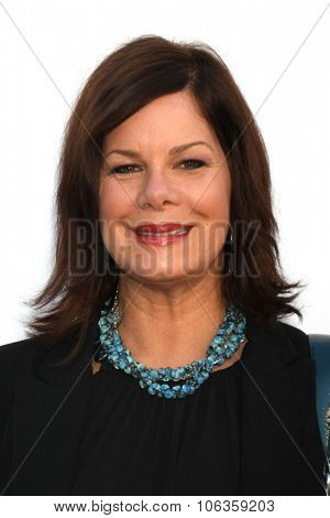 LOS ANGELES - DEC 10:  Marcia Gay Harden at the 23rd Power 100 Women in Entertainment Breakfast at the MILK Studio on December 10, 2014 in Los Angeles, CA