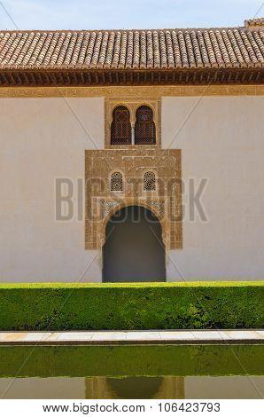 Comares Door