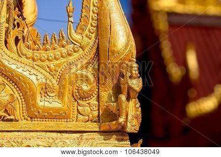 The Shwezigon Pagoda