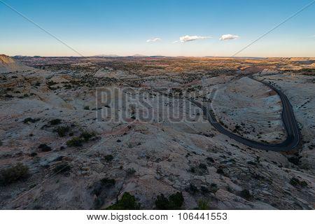 Utah Highway 12 Million Dollar Road