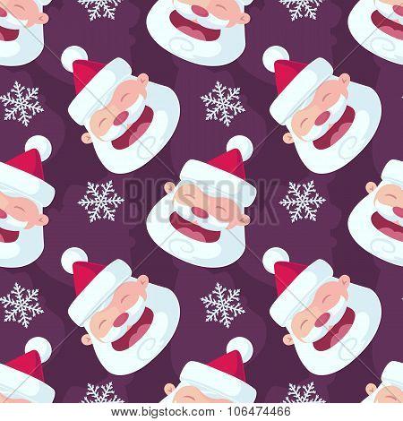 Christmas Seamless Vector Pattern