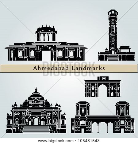 Ahmedabad landmarks and monuments
