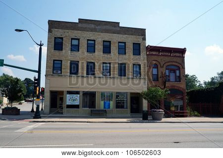 Lockport Office Building