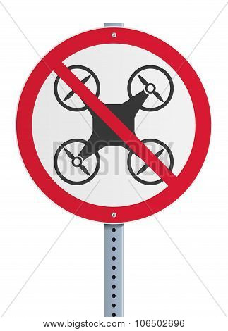 Drone prohibited