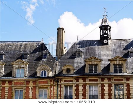 Historic Residences Paris Le Marais Area