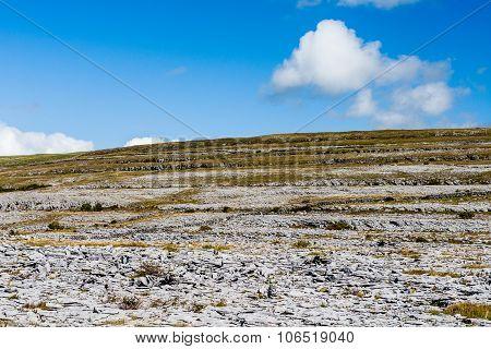 Burren Landscape, County Clare, Ireland