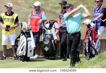 Eddie Pepperell (eng) At  The Golf French Open 2015