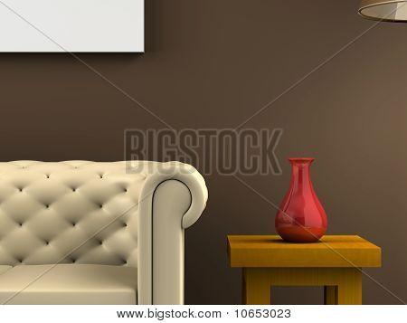 Closeup decoration