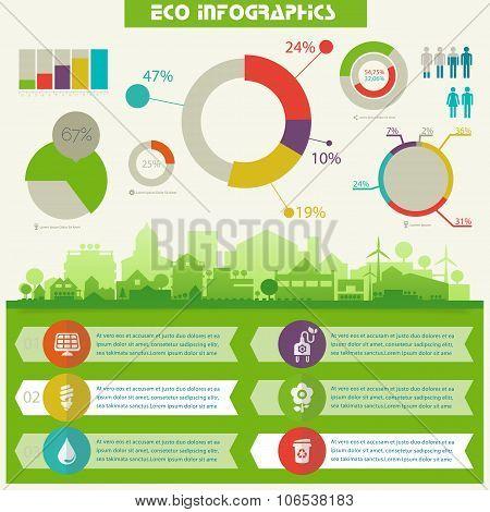 Utility infographics