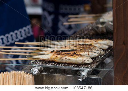 Japan Grill Fish