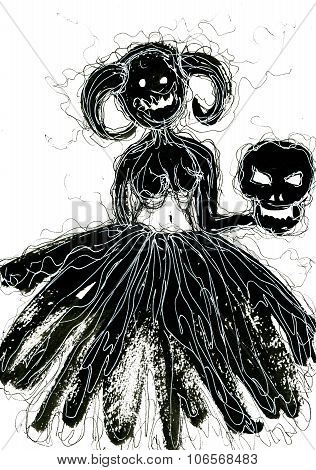 Halloween Holidays Characters