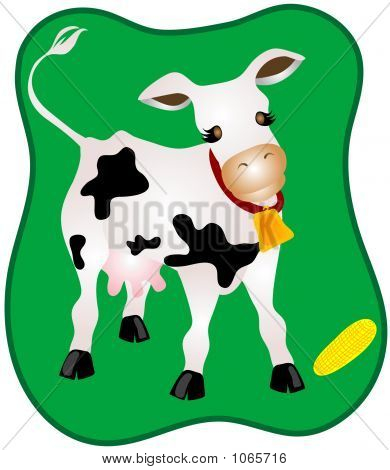 Cow Graphic