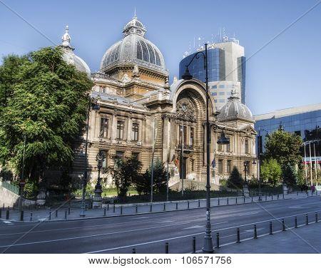 Bucarest Old banks
