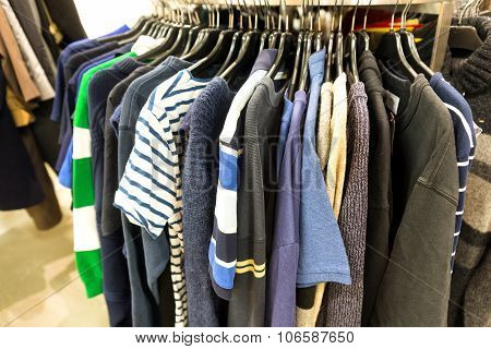Sweaters And T-shirts For Sale
