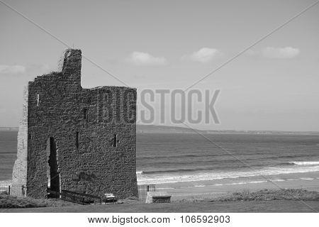 Wild Atlantic Way Ruin Castle