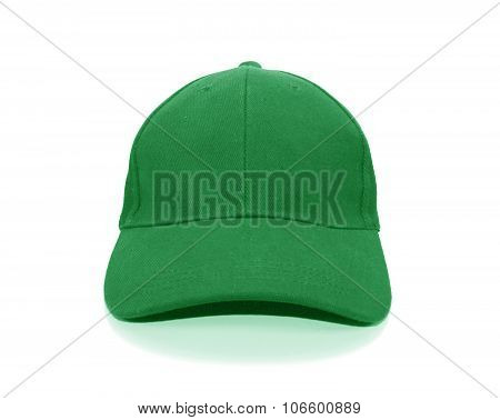 Baseball Cap Isolated On A White Background