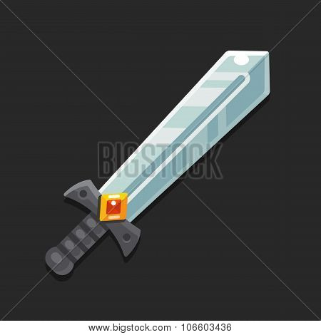 Game Sword Icon