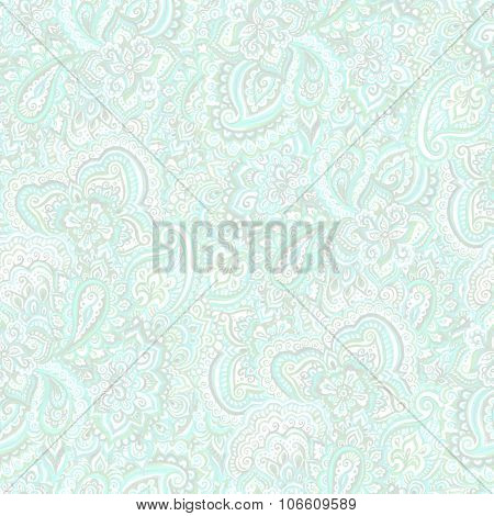 Delicate pattern of ornamental texture