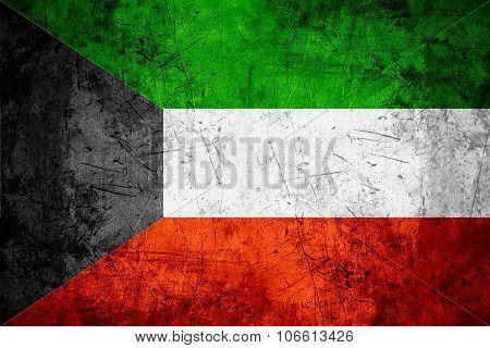 Kuwait Flag