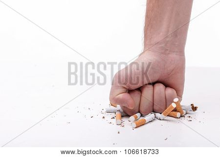 I want to be healthy without nicotine