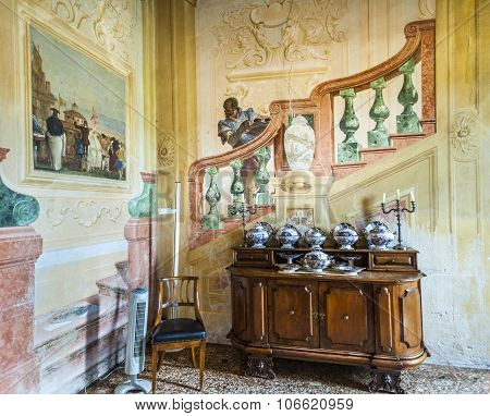 Frescos From Giovanni Battista Tiepolo