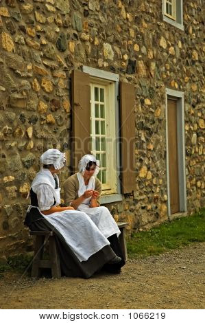 Louisbourg Girls