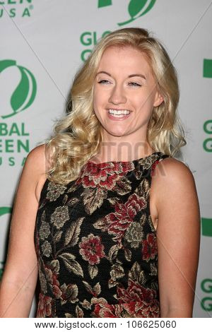 LOS ANGELES - OCT 29:  Laura Linda Bradley at the Global Green Hosts Book Lauch of