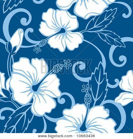 Seamless Polynesian Dream Pattern
