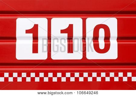 emergency telephone number