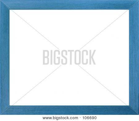 Aqua Picture Frame