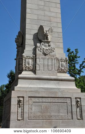 Tercentenary Monument (Jamestown Monument) in Virginia