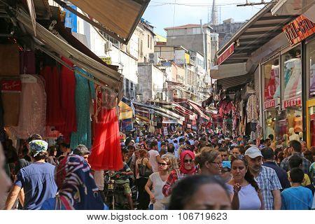 Istanbul Street Market