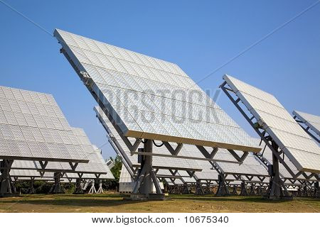 solar panel and ECO Power
