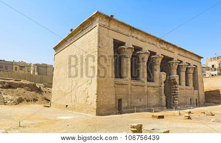 The Khnum Temple