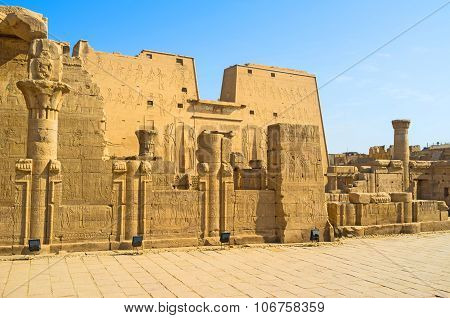 The Egyptian Ruins
