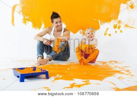Happy Painters
