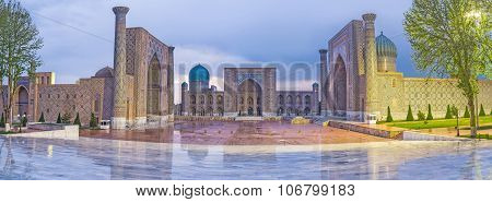 The Rainy Registan