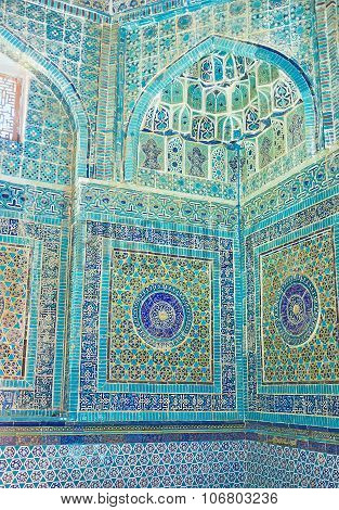 The Tiled Interior