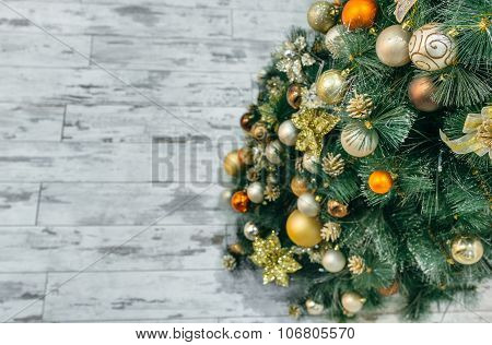 Christmas Tree. For Your Text.