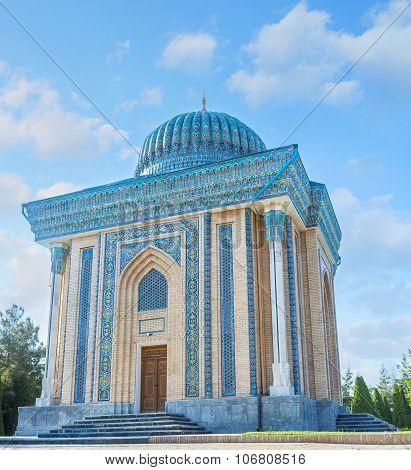 Mausoleum Of Abu Mansur Matridiy