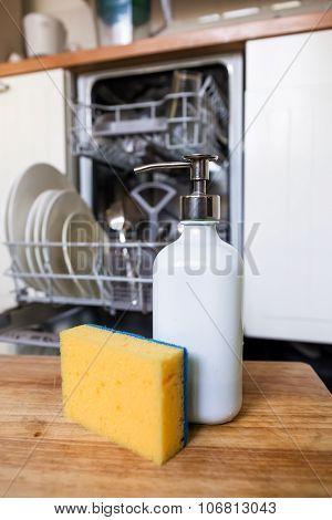 Different Housework Equipment