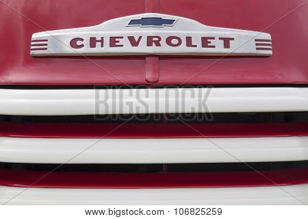 1953 Chevy Truck Grill