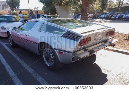 Maserati Bora On Display
