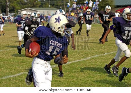 Youth Running Back