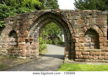 Sandstone Arches